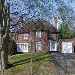 Sherrards Park Road, Welwyn Garden City, Hertfordshire Single Storey Extension - Existing