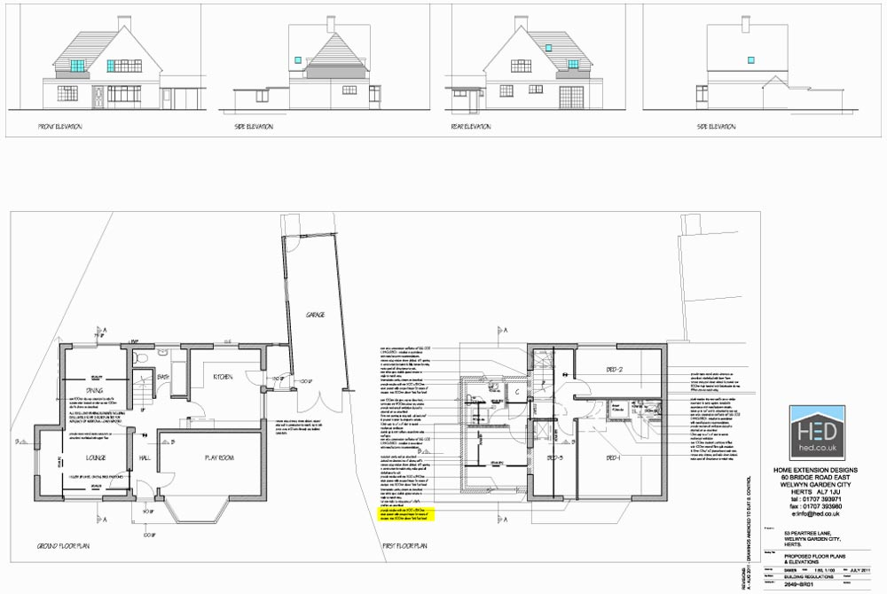 Home extension designs two storey residential extensions for House extension drawings