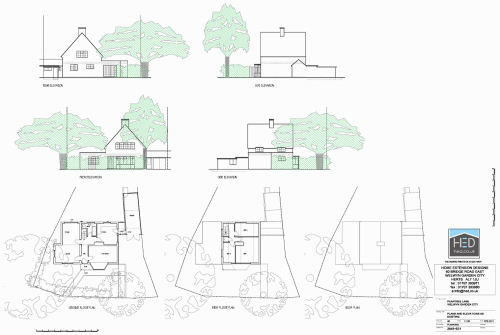 Home extension design welwyn garden city house design plans for City house plans